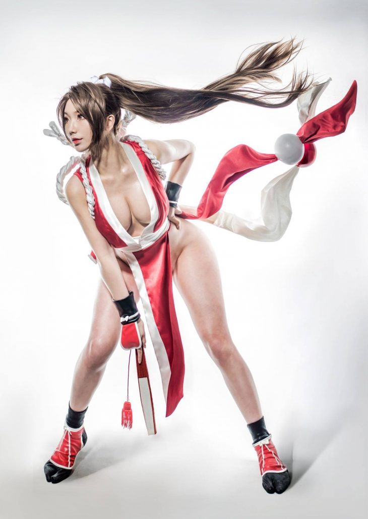 Cosplay da Mai Shiranui - 13