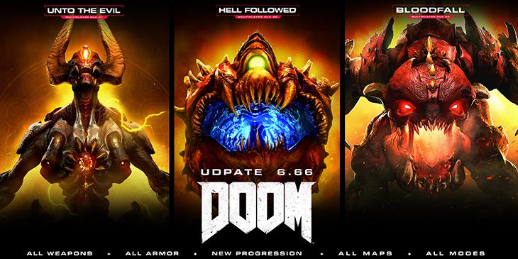 Volte a Inferno! DLC's de DOOM ficarão gratuitas; confira