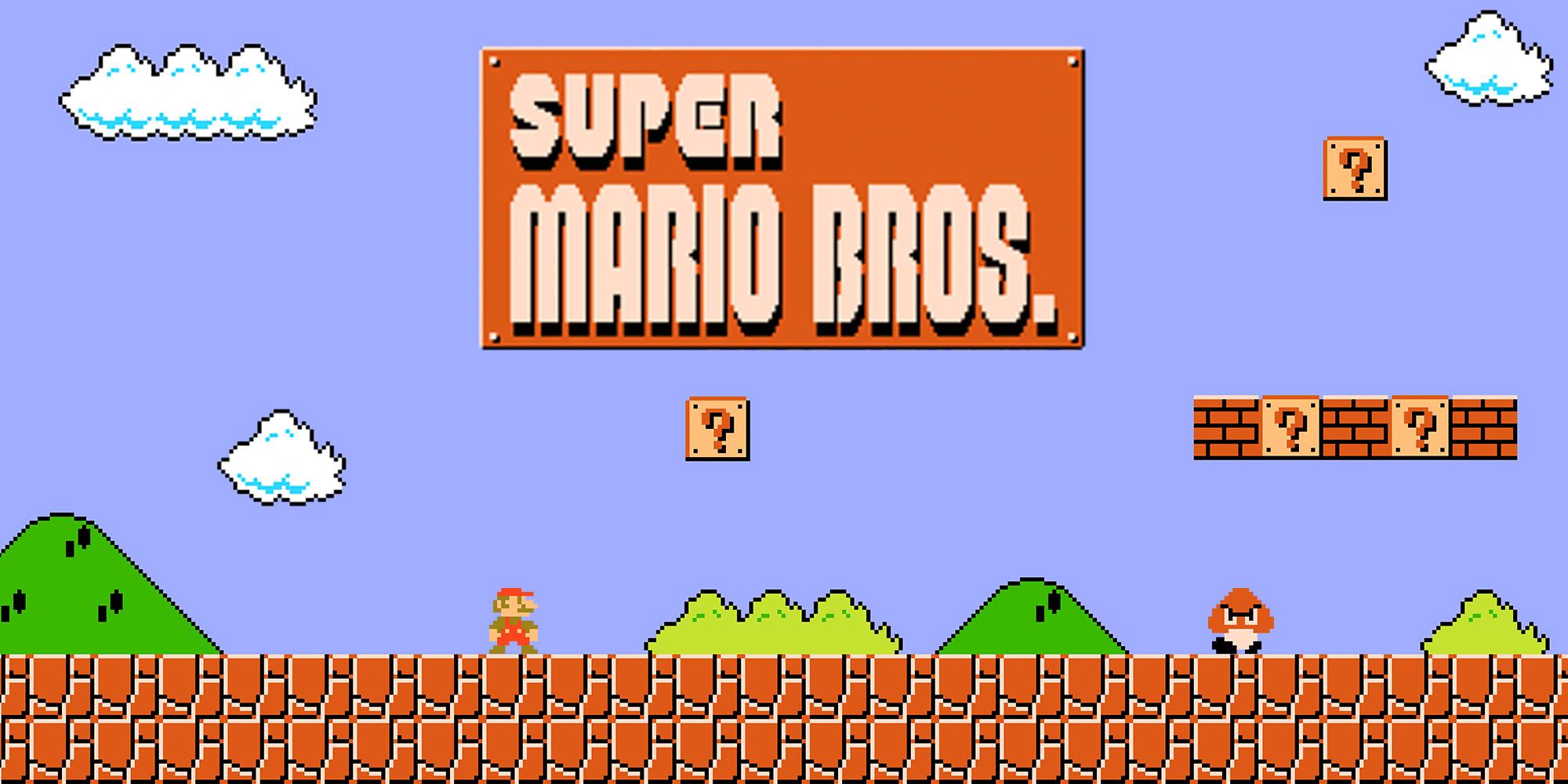 Cópia lacrada do clássico 'Super Mario Bros' é vendida por R$ 95 mil