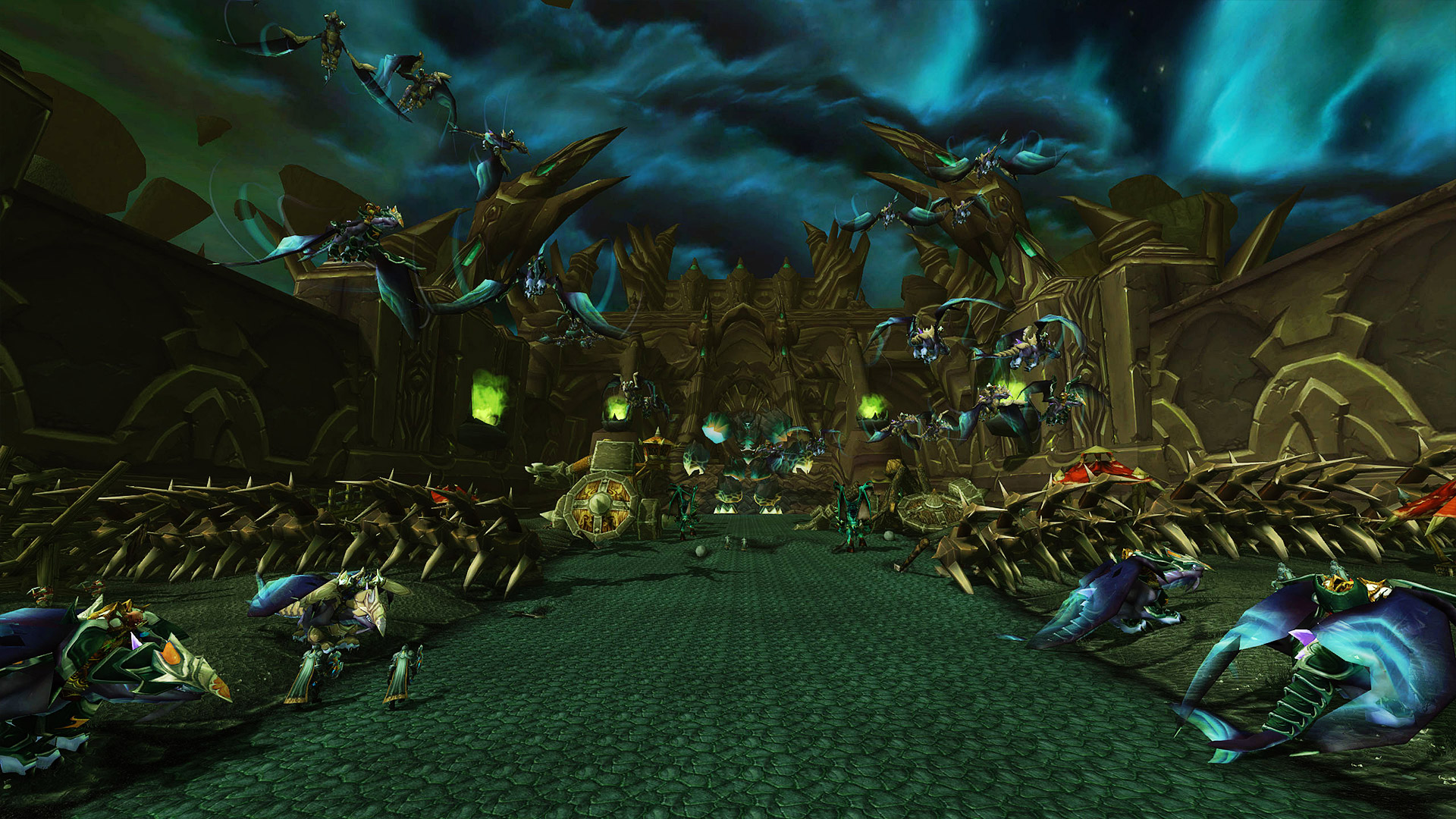 Templo Negro - World of Warcraft - 01