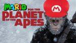 Coincidência ou Plágio? - 'Planeta dos Macacos: A Guerra' possui mesma música de 'Super Mario Bros. 2'