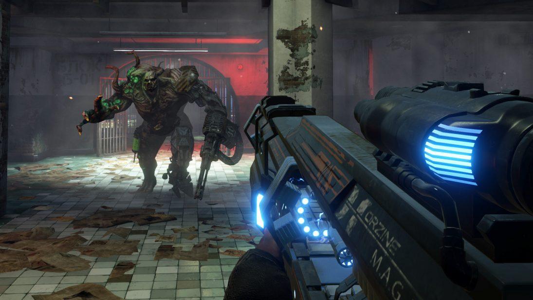 Killing Floor 2 roda em 1800P nativo no Xbox One X pois 4K causa impacto significativo no desempenho