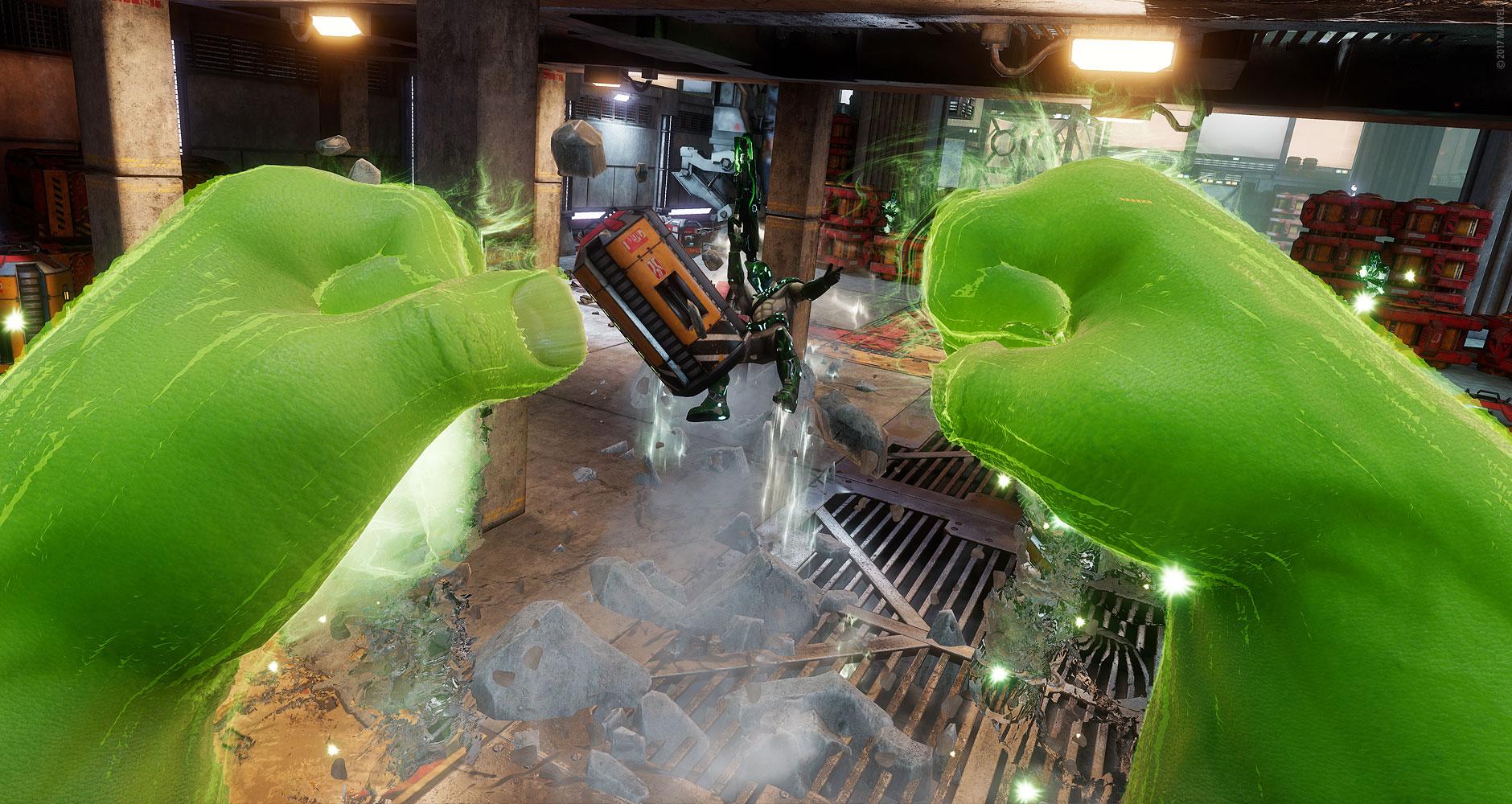 Heróis da Marvel ganham nova vida em jogo de Realidade Virtual 'Marvel Powers United VR'