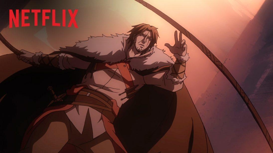 Netflix confirma continuação de Castlevania com o dobro de episódios