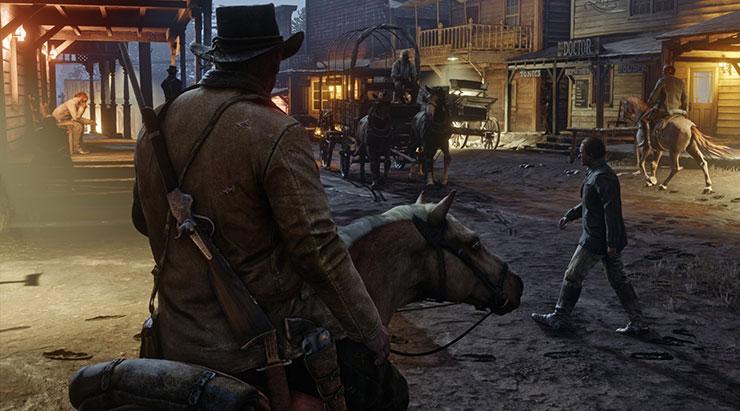 Take-Two crê que Red Dead Redemption 2 venderá bem, mas não tanto quanto GTA 5