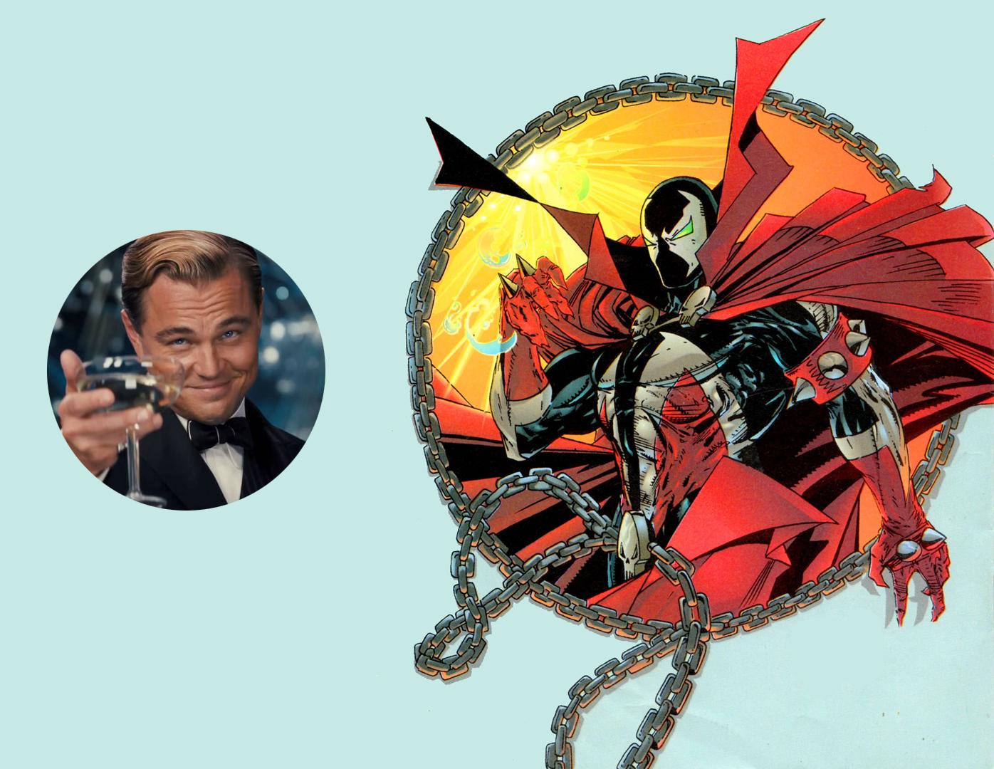 Spawn - Criador  do personagem quer Leonardo DiCaprio em importante papel no reboot para cinemas