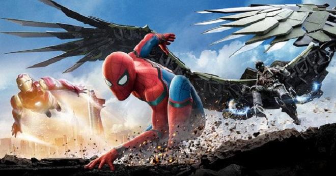Homem-Aranha: De Volta ao Lar - Filme arrecada mais de US$ 117 milhões em estreia nos EUA