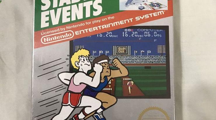 Raríssimo jogo de NES é vendido por mais de R$ 131 mil