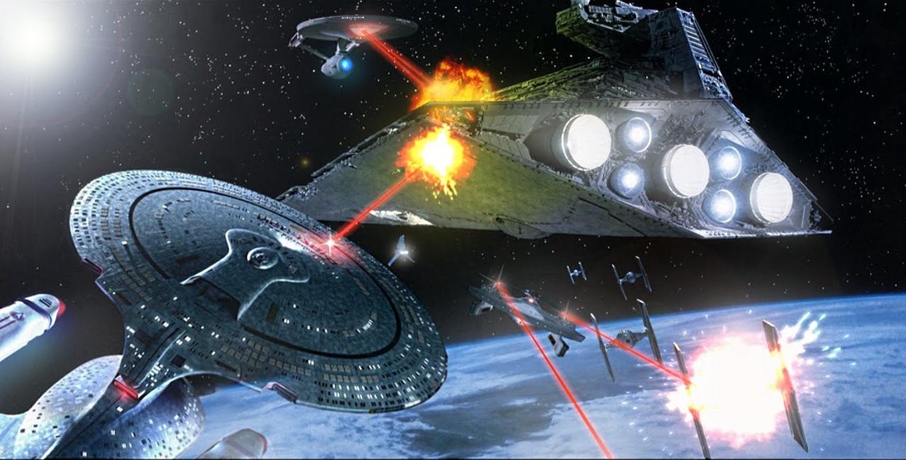 Discussão entre fãs de Star Wars e Star Trek acaba com homem preso por agressão