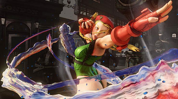 ESPN faz jogador de Street Fighter V mudar visual de Cammy no meio da partida por achá-lo revelador demais