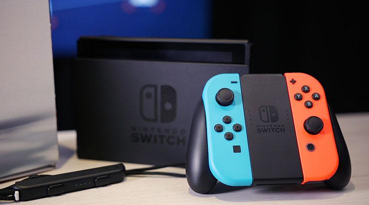 Nintendo estima que lucrará mais de R$ 3 bilhões neste ano fiscal graças ao Switch