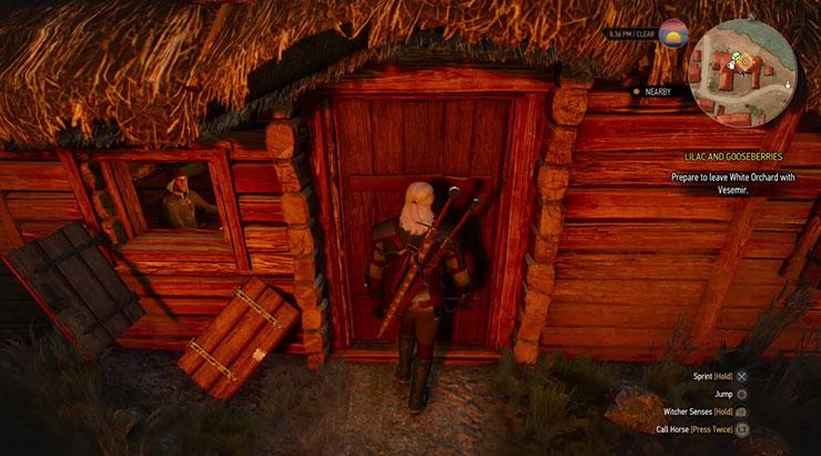 CD Projekt conta sobre a vez em que designer acidentalmente abriu todas as portas em The Witcher 3