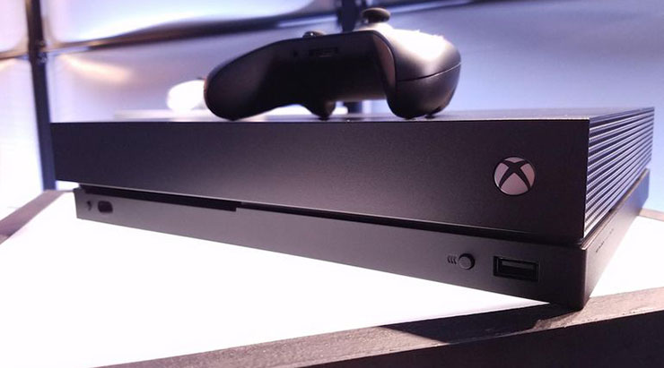 Microsoft: Pré-venda do Xbox One X é a mais rápida da história do Xbox