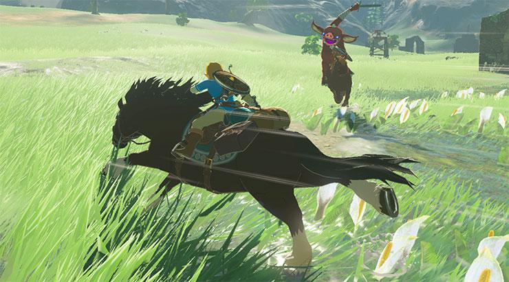 Cemu 1.8.1 faz Zelda: Breath of the Wild ficar jogável do começo ao fim em 4K no PC