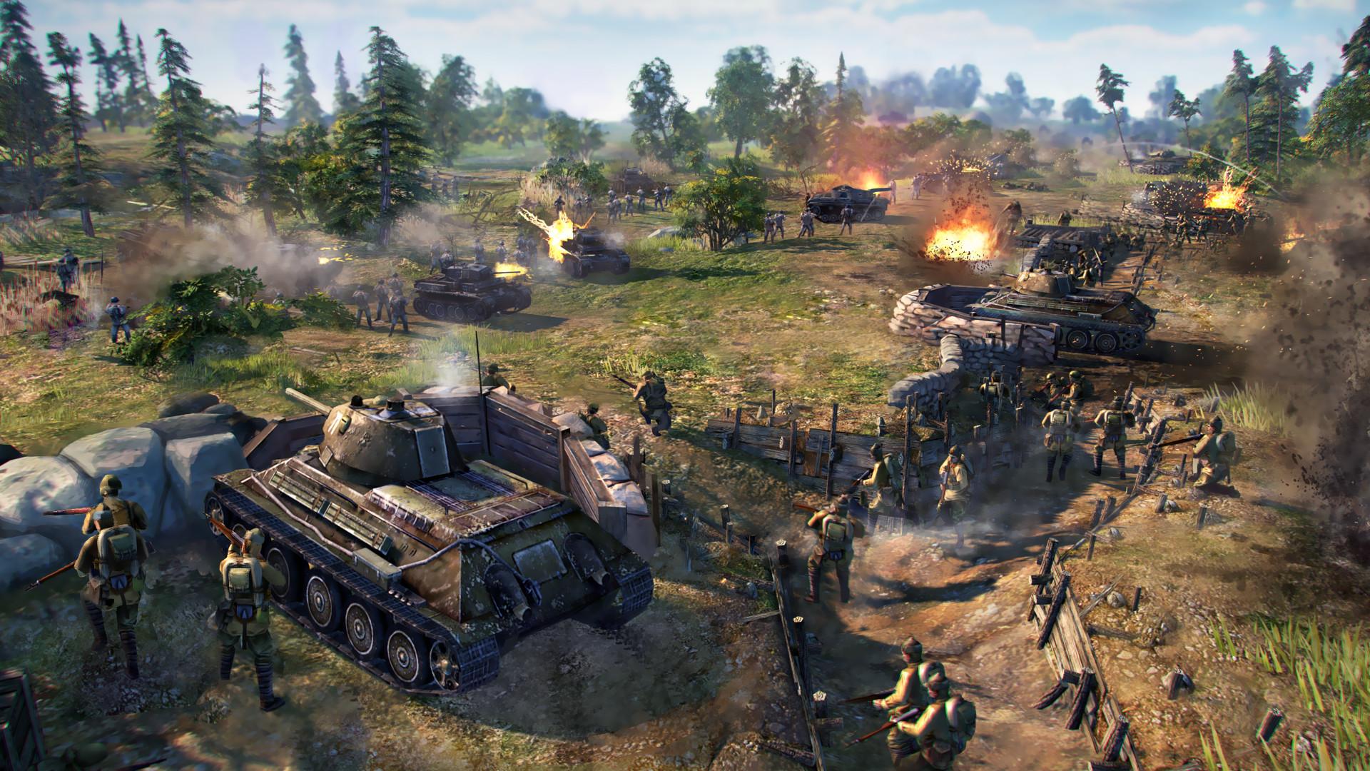 Blitzkrieg 2 Game