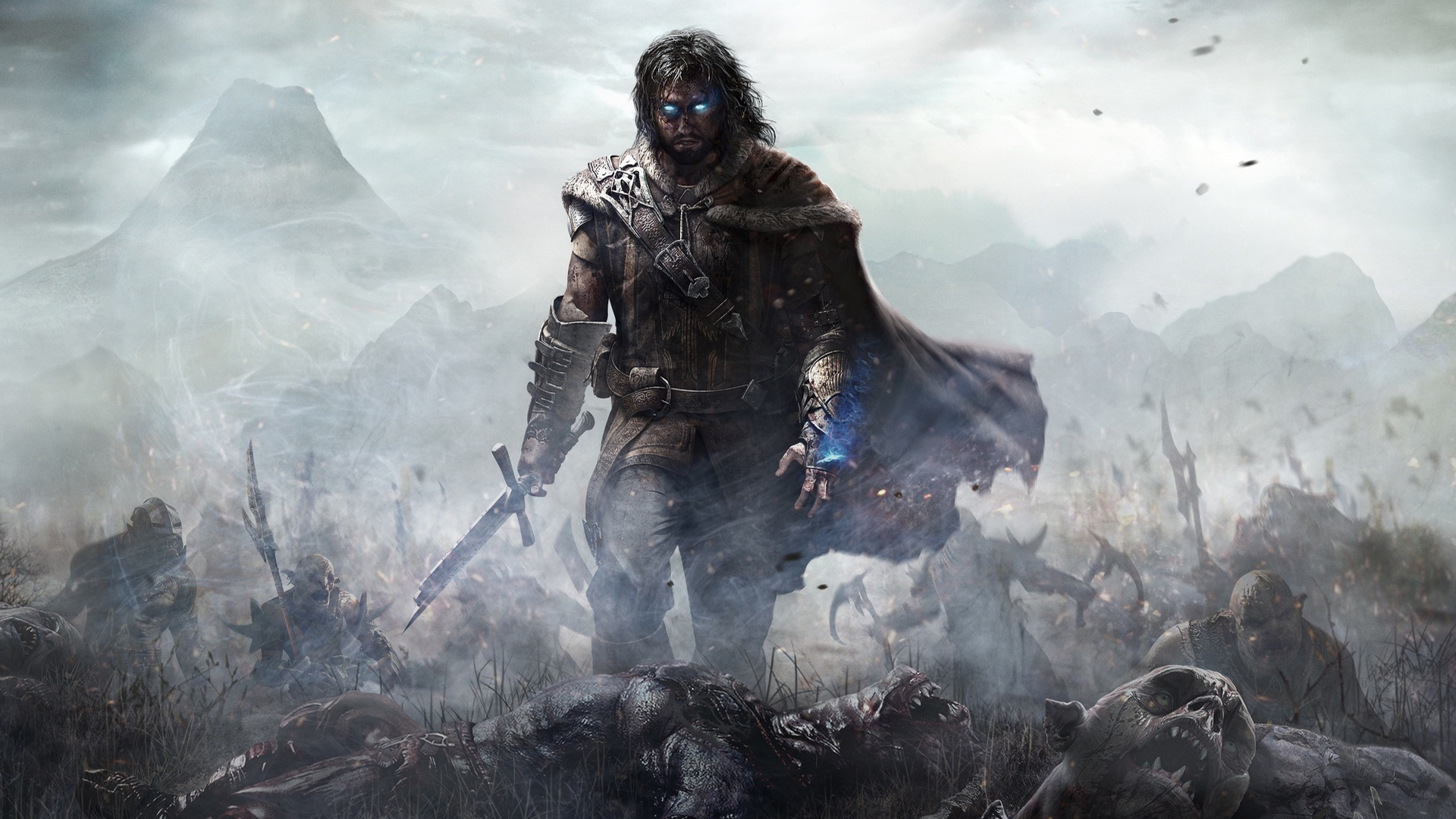 Middle Earth - Shadow of Mordor - KeyArt