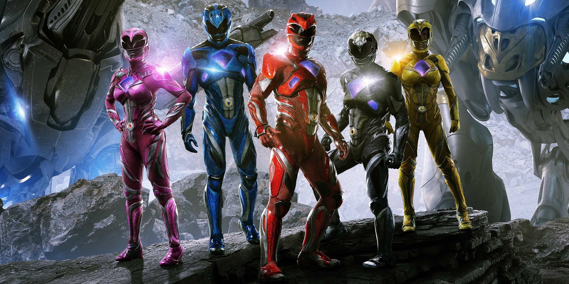Hasbro anuncia sequência de Power Rangers nos cinemas