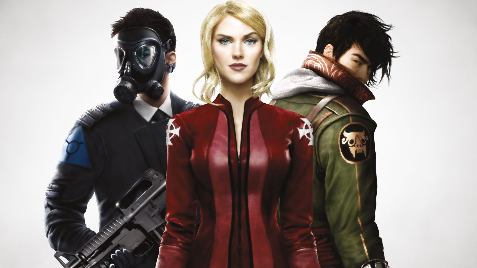 The Secret World - Personagens