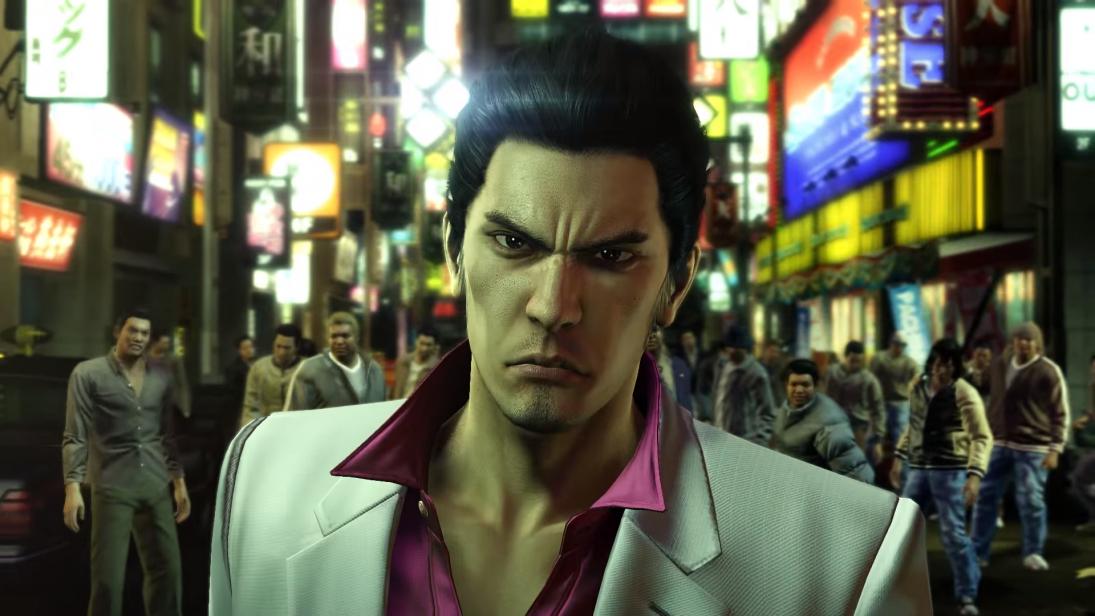Anúncio do remake de Yakuza 2 para PS4 vaza na PS Store de Taiwan