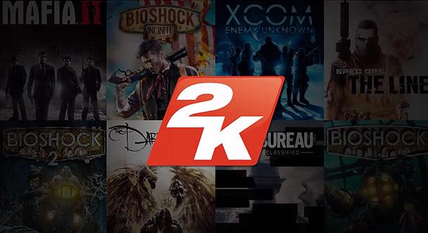 Corra, pacote com 10 jogos da 2K Games está por menos de R$18; confira