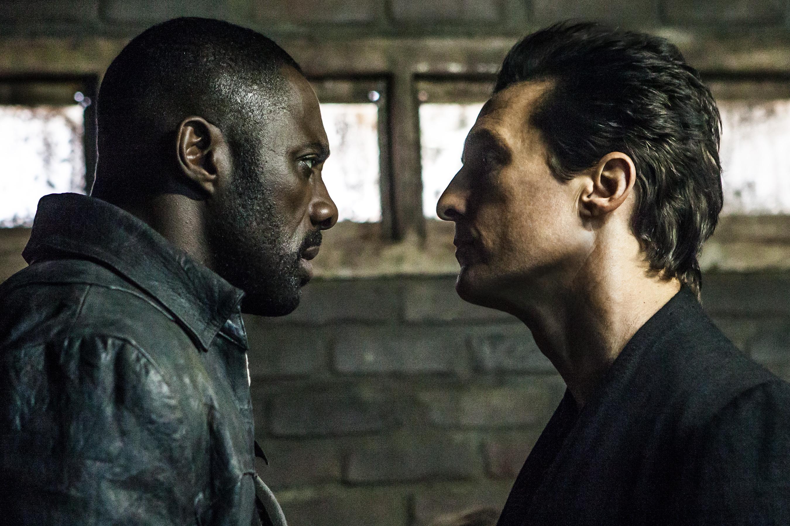 A Torre Negra - Adaptação baseada em obra de Stephen King é detonada pela crítica dos EUA