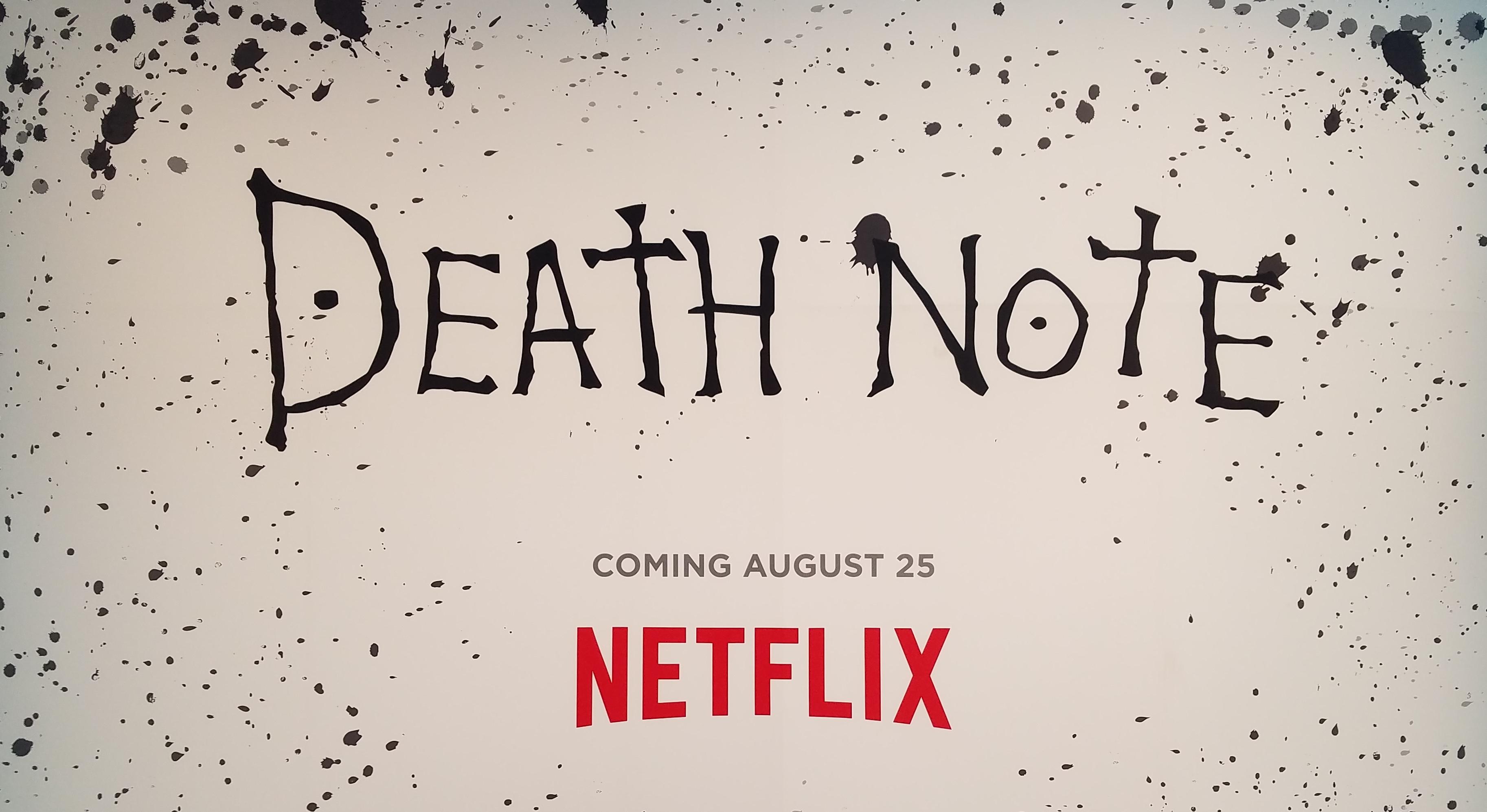 Crítica – Death Note (Netflix)