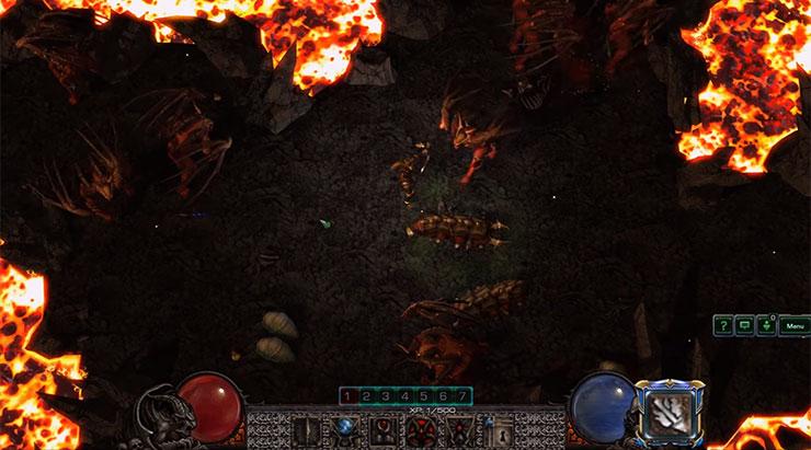Fã está tentando criar remake de Diablo 2 dentro de StarCraft 2