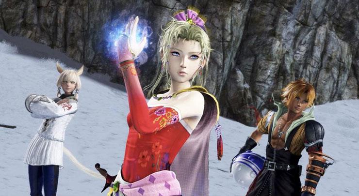 Dissidia Final Fantasy NT terá beta aberto no fim de dezembro e começo de janeiro