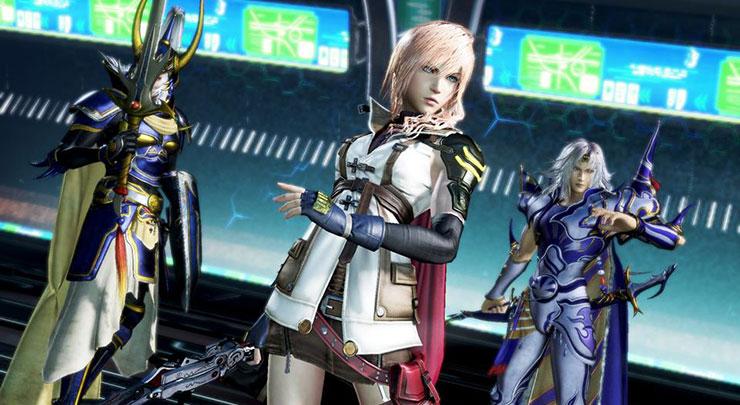 Multiplayer do beta de Dissidia Final Fantasy NT é muito bom, mas só quando funciona direito