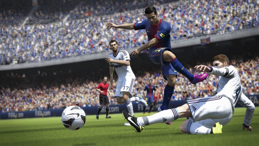 FIFA 14 será removido do EA Access em outubro