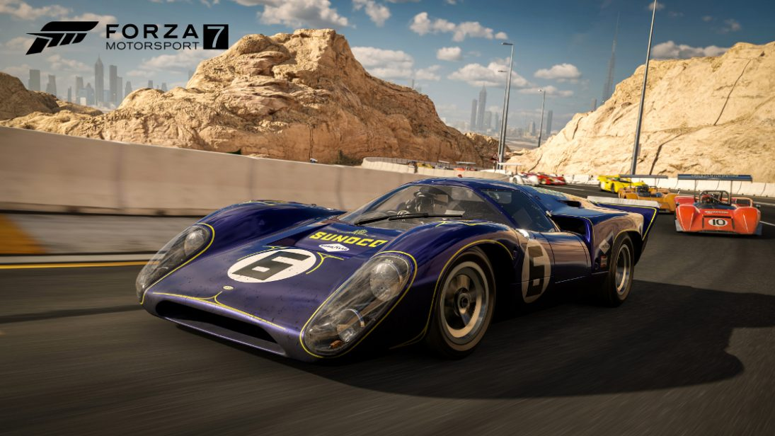Forza Motorsport 7 terá demo no PC e ganha requisitos completos para ser jogado
