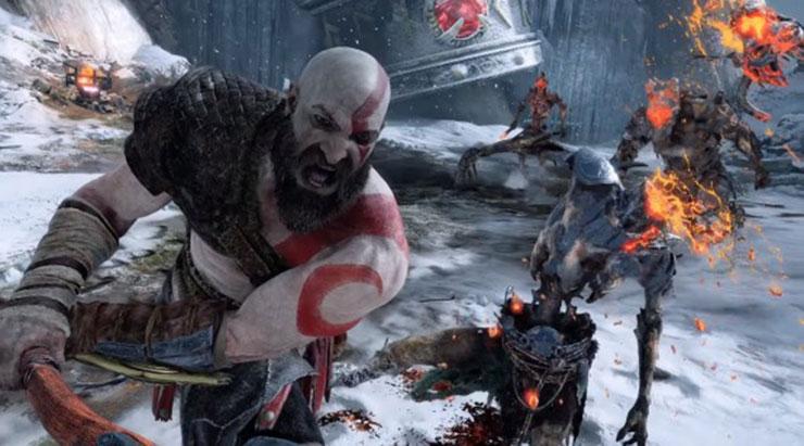 """Executivo da Sony diz que novo God of War será """"o mais brutal já feito"""""""