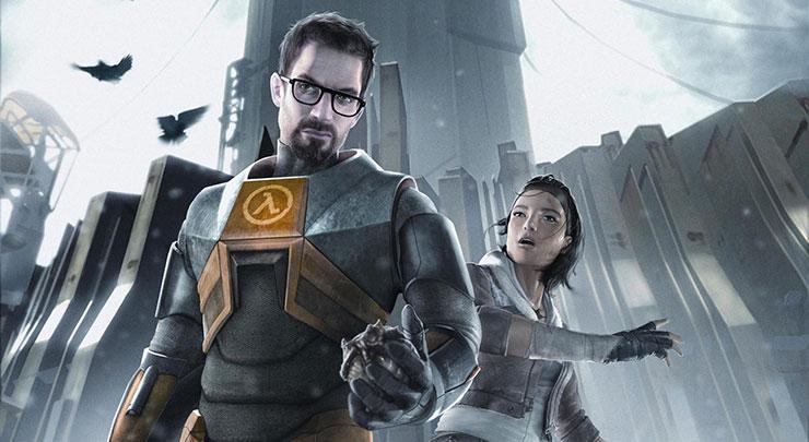 Jogadores no Steam estão postando análises negativas para Dota 2 pois a Valve não faz Half-Life 3