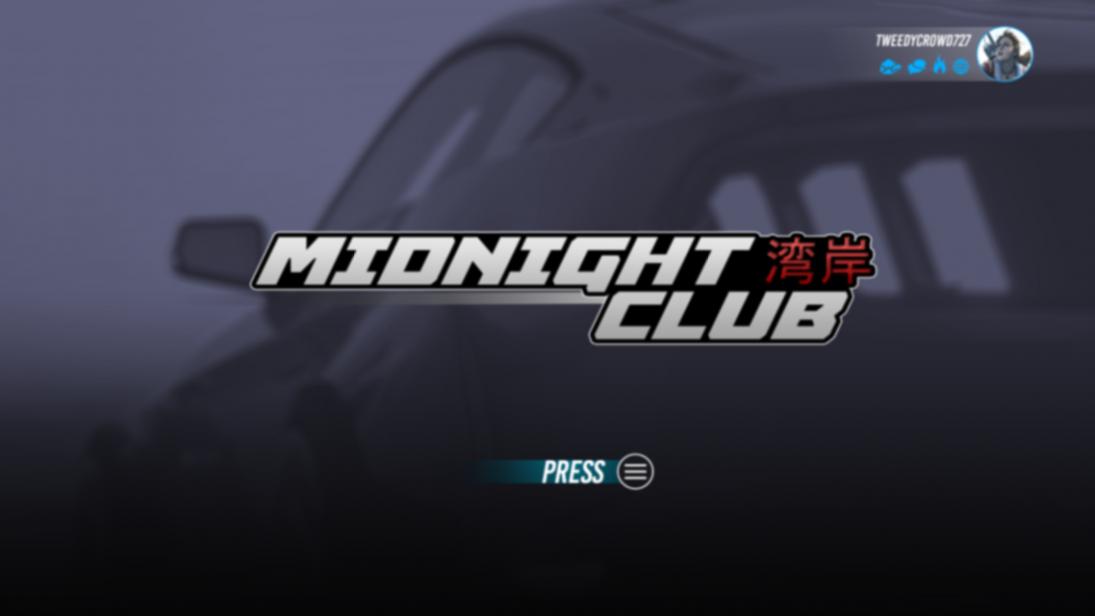 Fotos revelam jogo não anunciado de Midnight Club nos servidores da Xbox Live