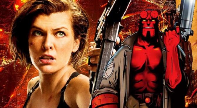 Hellboy - Milla Jovovich está em negociações finais para interpretar a vilã do reboot