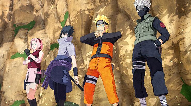 Naruto to Boruto: Shinobi Striker permitirá que você crie seu próprio ninja