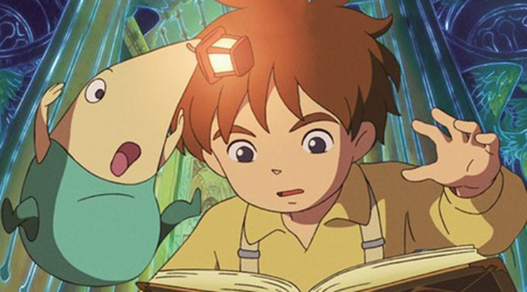 Presidente da Level-5 indica que Ni no Kuni: Wrath of the White Witch pode estar a caminho do PC