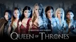 "Temporada de Game of Thrones acabando? Brazzers lança nova versão pornô ""Queen of Thrones XXX"""