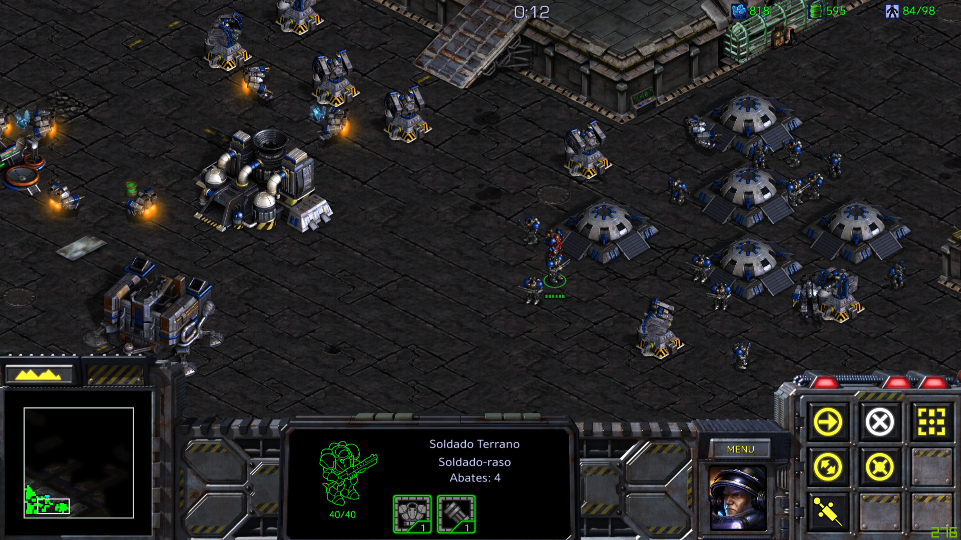 Starcraft Remastered - GameHall