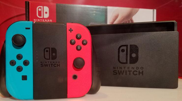 Site de e-commerce no Japão vende 1.000 unidades do Switch em menos de 2 minutos