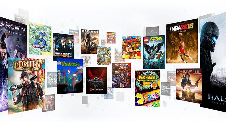 Divulgada lista completa com jogos do Xbox Game Pass no Brasil