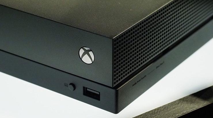 Microsoft diz que Xbox One X será o produto mais desejado neste final de ano
