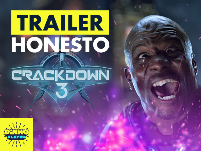 Trailer Honesto - Crackdown 3 [Xbox One]
