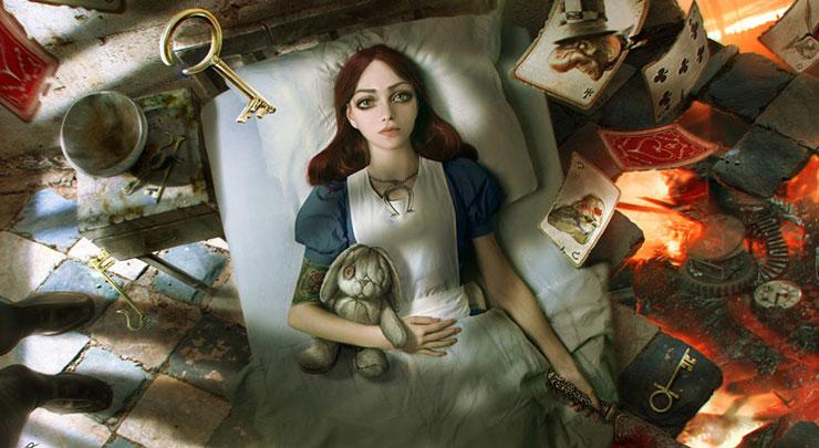 American McGee anuncia proposta para terceiro jogo de Alice que irá apresentar à EA