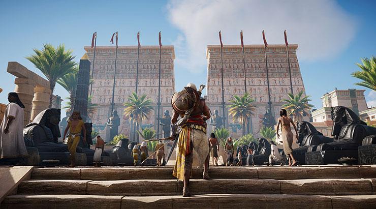 Assassin's Creed: Origins terá modo de exploração do Antigo Egito