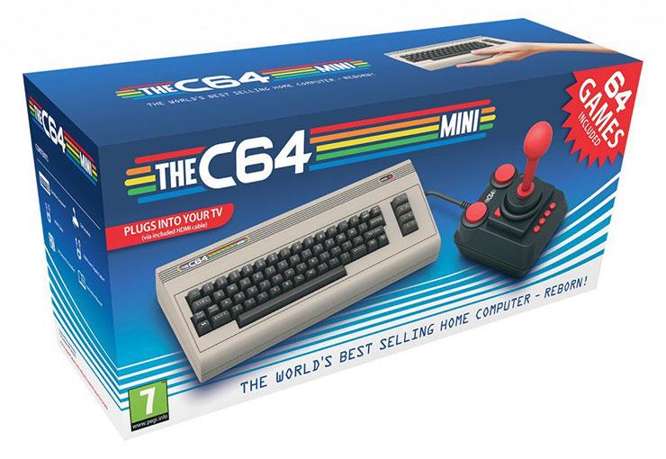 SNES Classic, que nada! Mini Commodore 64 será lançado no início de 2018