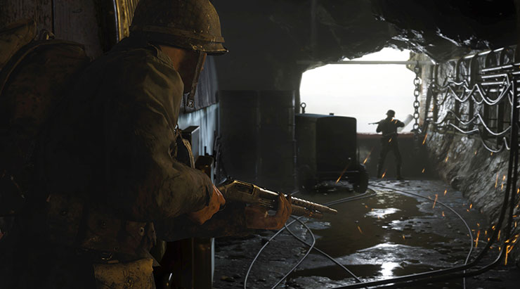 Veja os requisitos recomendados do beta de Call of Duty: WWII no PC; suporte para 4K nativo e 250 fps