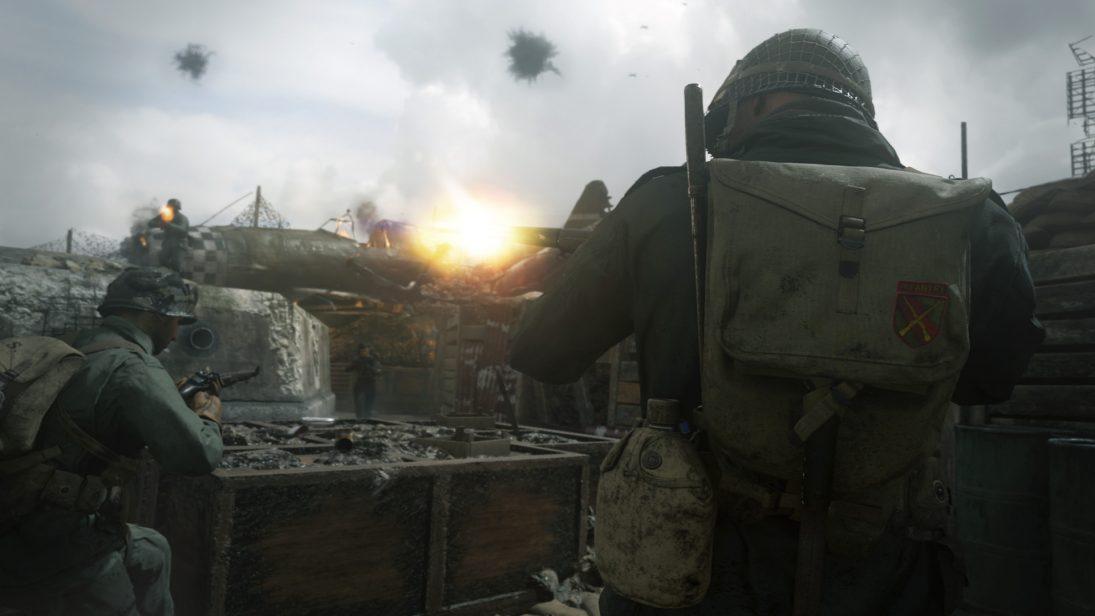 É necessário baixar atualização de 9GB para jogar Call of Duty: WWII