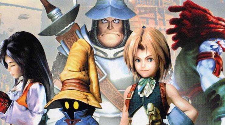 Final Fantasy IX é classificado para PS4 na Europa