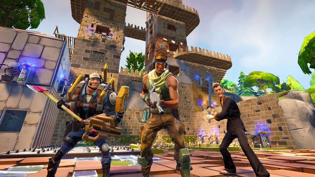 Jogadores relatam que crossplay entre PS4 e Xbox One está ativo em Fortnite